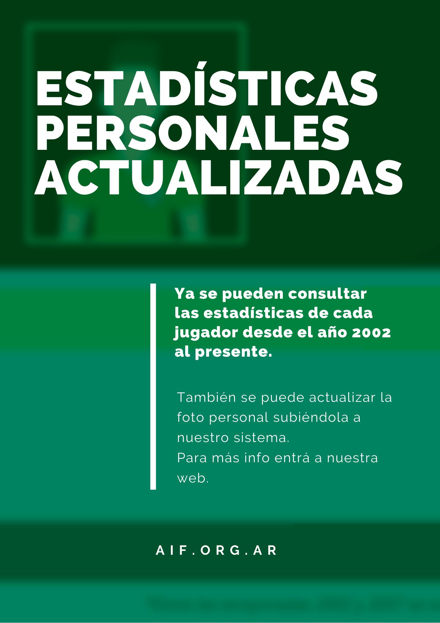 estadísticas personales actualizadas(1)